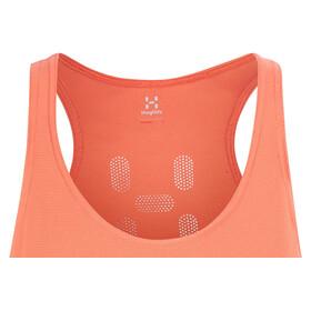 Haglöfs L.I.M Tech - Haut sans manches Femme - orange
